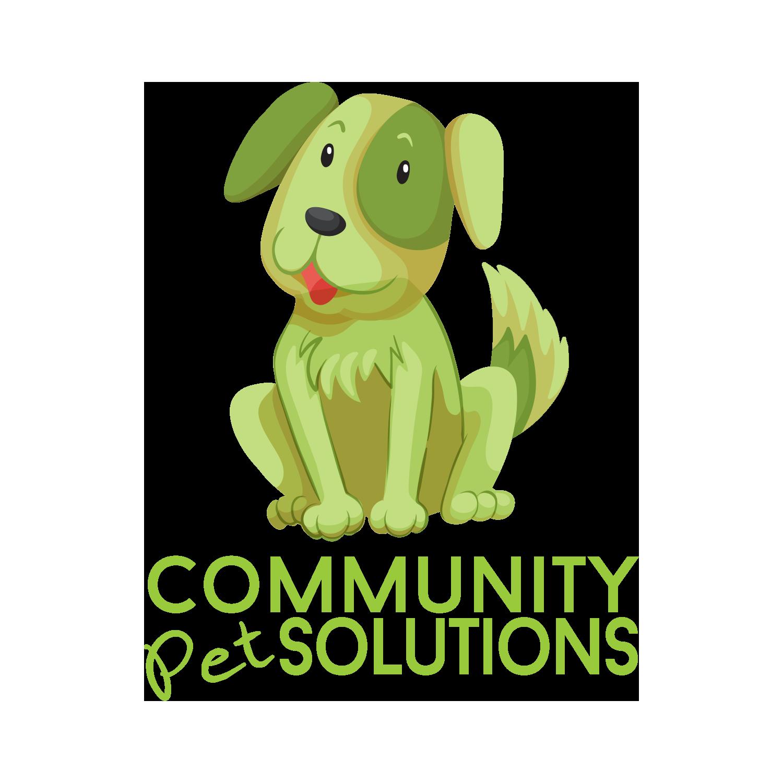 Community Pet Solutions Logo